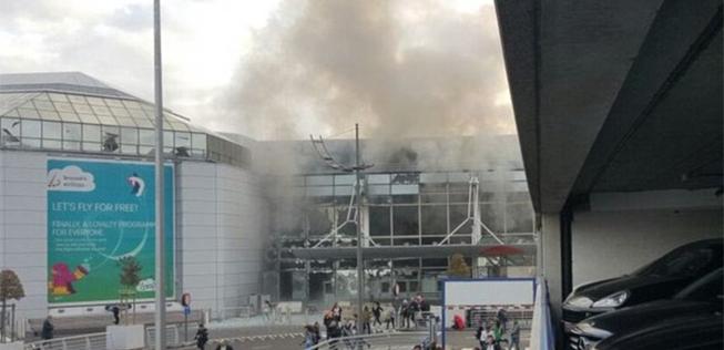Brüssel Explosionen