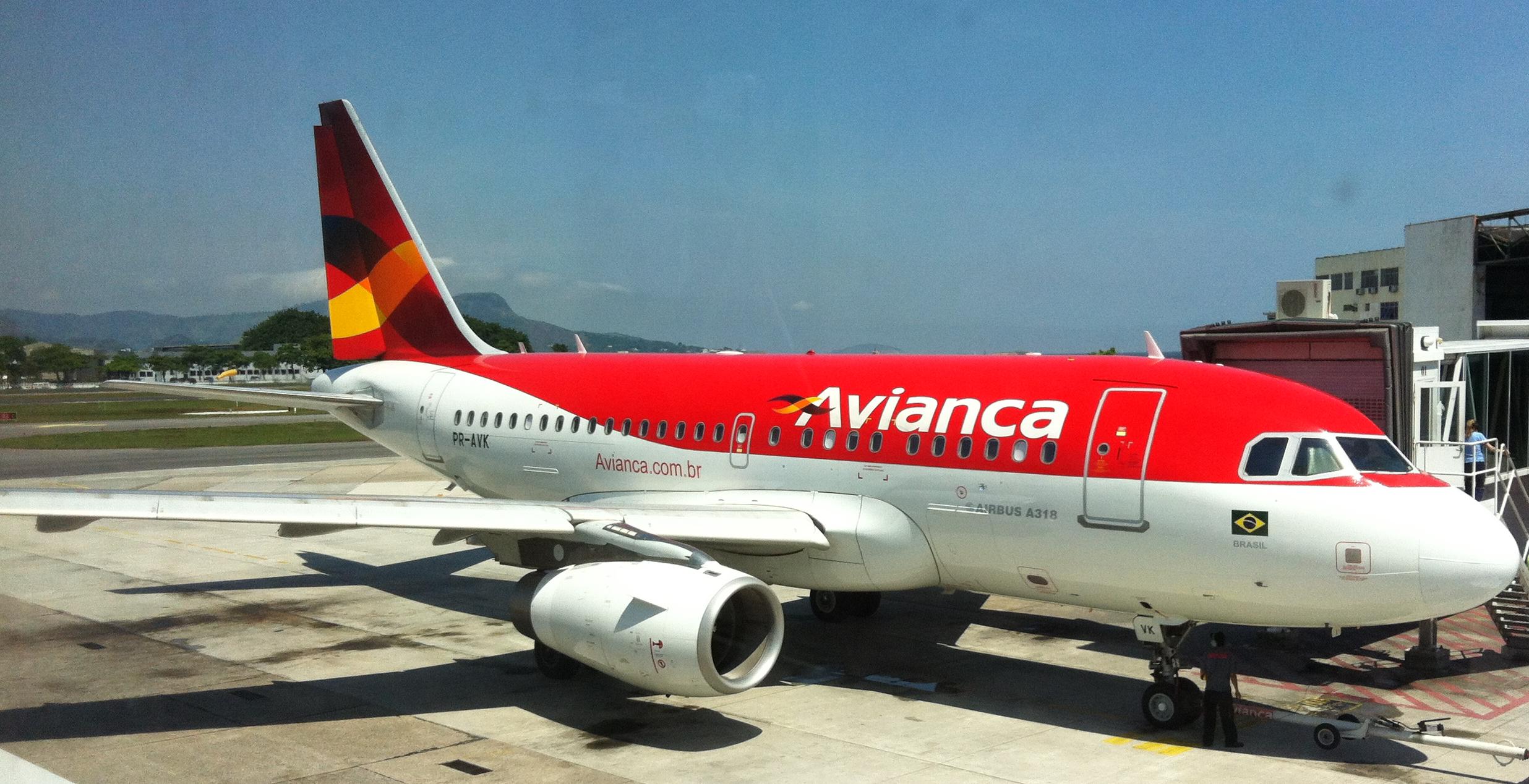 Grounding Avianca Brasil Am Boden Aerotelegraph
