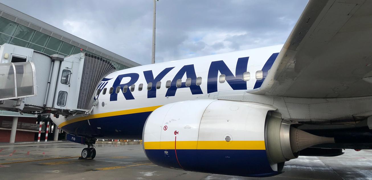 Terminal Ryanair Frankfurt