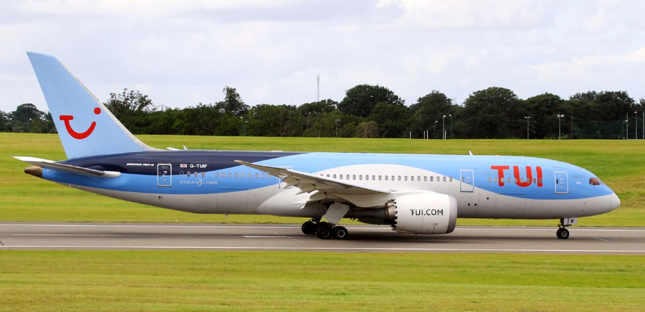Dreamliner für deutsche Tuifly: Tui bestellt zwei weitere Boeing 787-9 | aeroTELEGRAPH