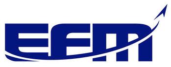 Logo: EFM