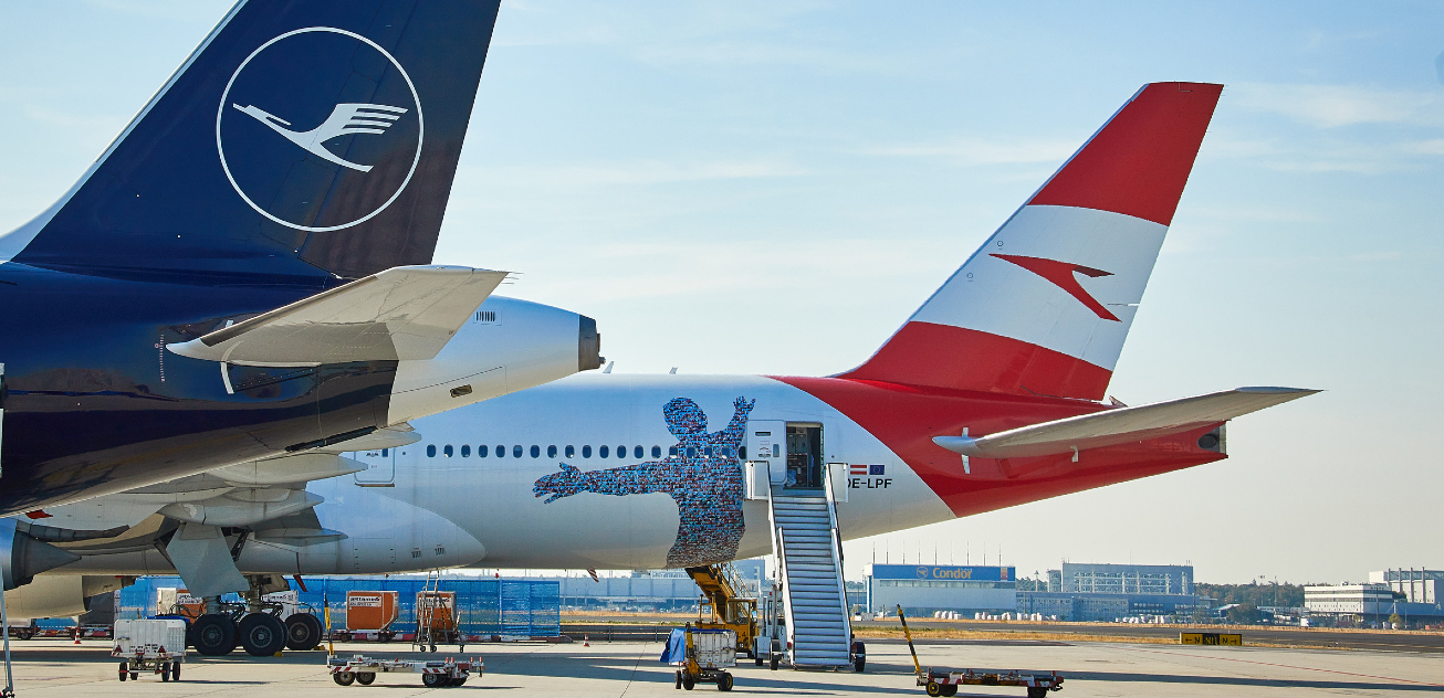 Agreement with Austria is close: State aid to keep Lufthansa's ...