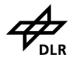 Logo: DLR Deutsches Zentrum für Luft- und Raumfahrt