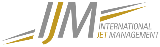 Logo: International Jet Management