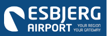 Logo: Esbjerg Airport