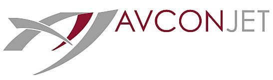 Logo: AVCON JET