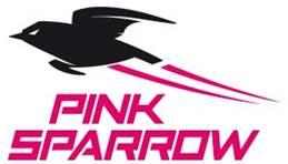 Logo: Pink Sparrow