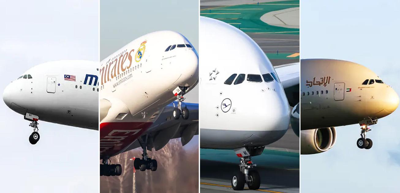 Was welche Airline mit ihren Airbus A380 vorhat - aeroTELEGRAPH
