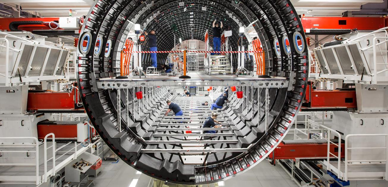 Airbus krempelt Flugzeugstruktur-Montage um | aeroTELEGRAPH