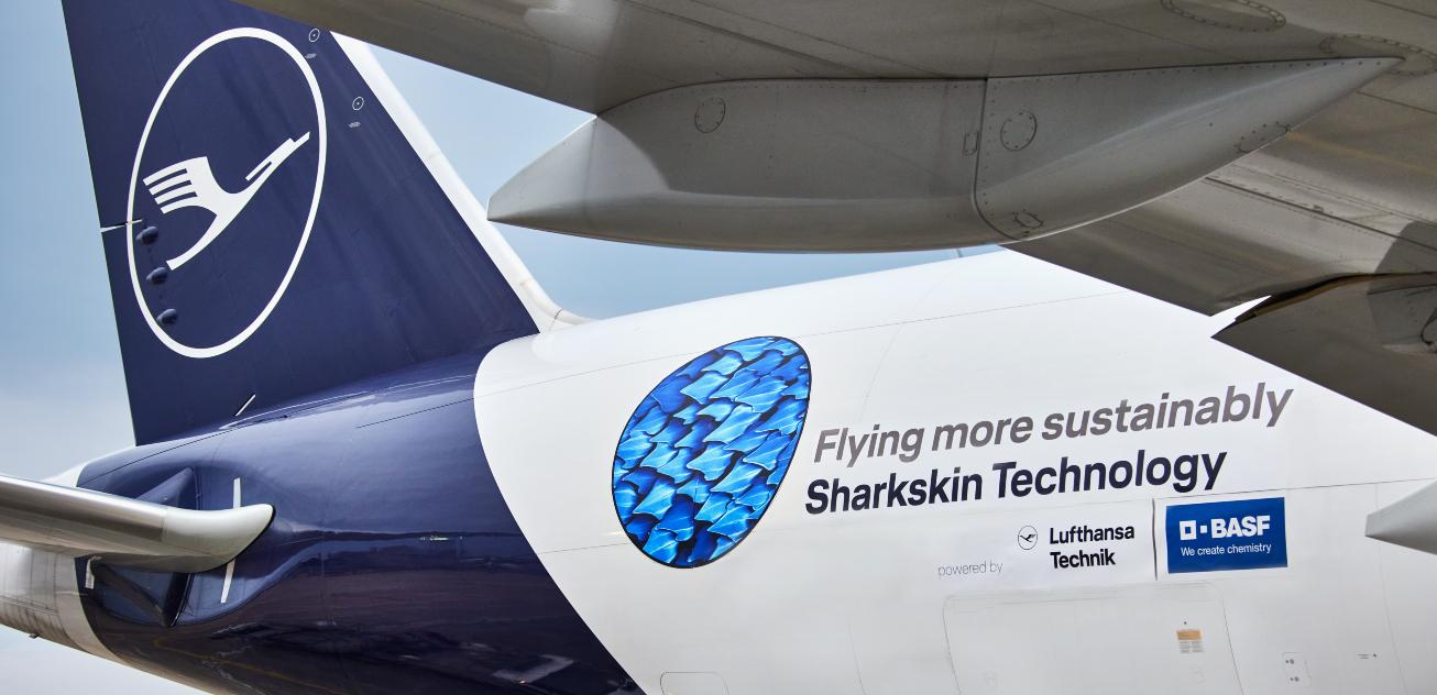 Lufthansa Technik wird zum Fischhauthändler | aeroTELEGRAPH