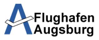 Logo: Augsburger Flughafen GmbH