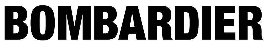 Logo: Bombardier