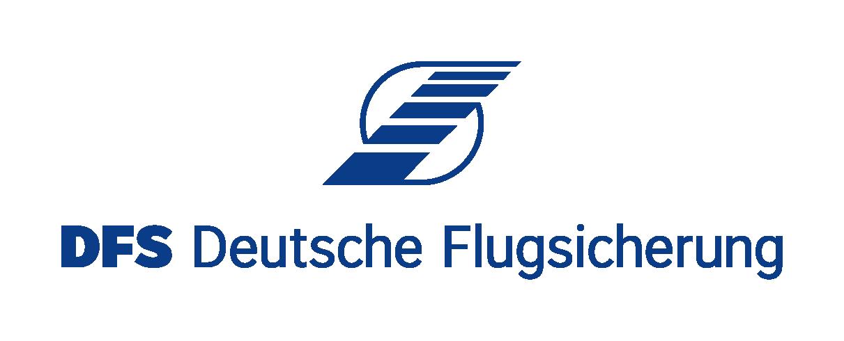 Logo: DFS Deutsche Flugsicherung