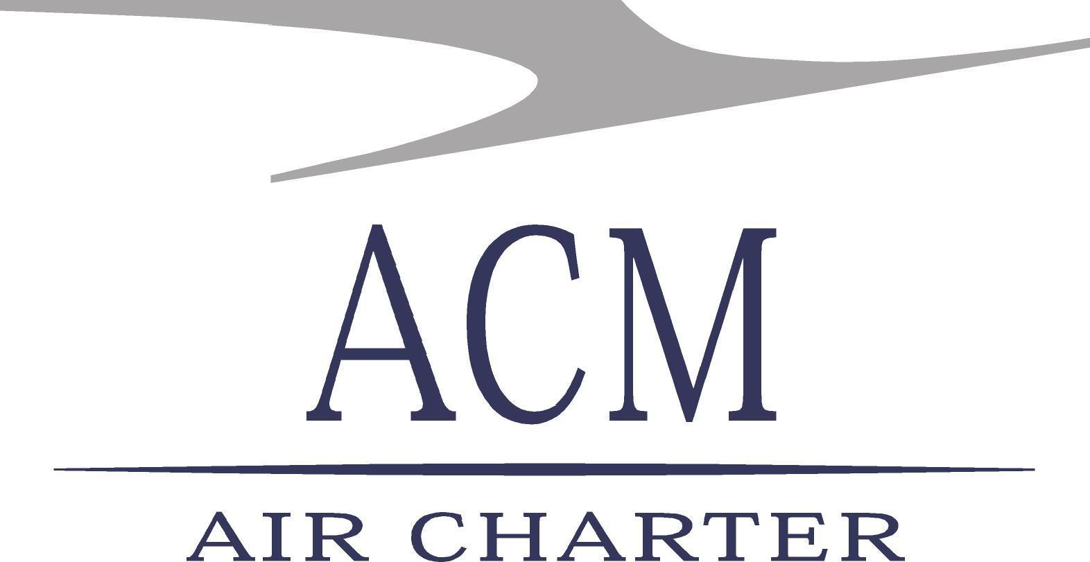 Logo: ACM Air Charter
