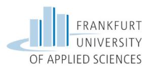 Logo: Frankfurt University of Applied Sciences