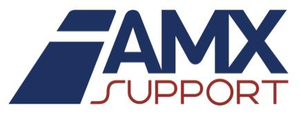 Logo: AMX Support