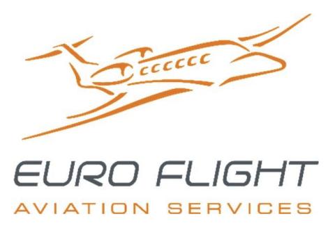 Logo: Euro Flight Aviation Services