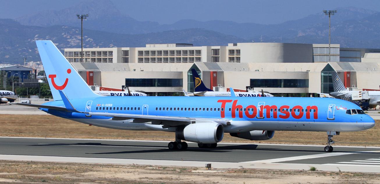 Letzte Flüge: Es ist vorbei mit Boeing 757 bei Tui